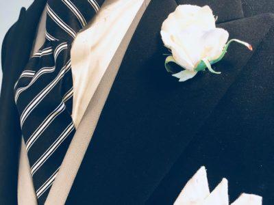 結婚式を控えたお父様に!モーニングコート